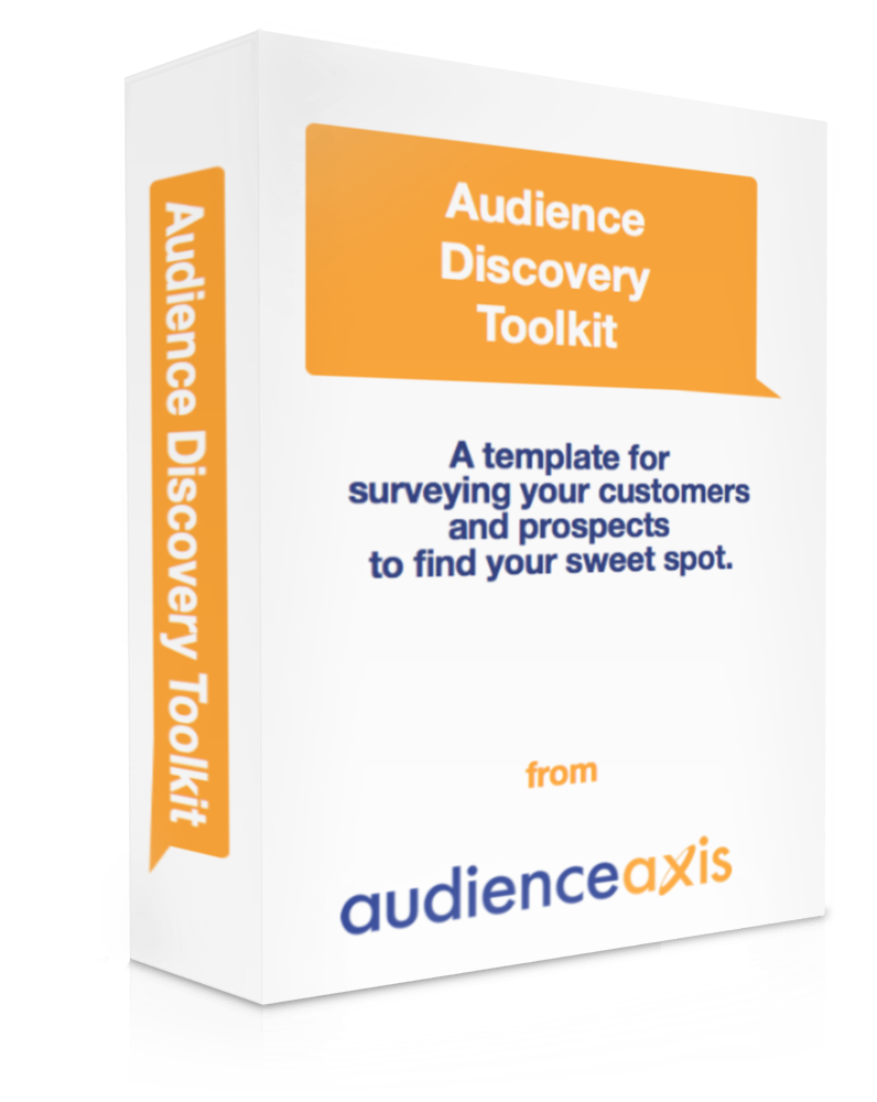 Audience Discovery Toolkit Box Graphic