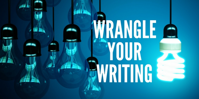 Wrangle your Writing